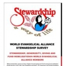 WEA Stewardship Survey